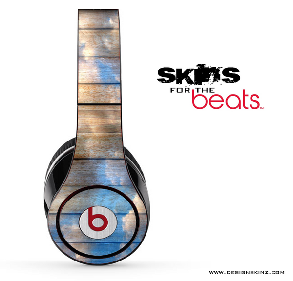 Cloudy Skyy Wood Skin for the Beats by Dre