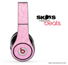 Pink Grunge Skin for the Beats by Dre