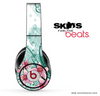Watercolor Flowers Skin for the Beats by Dre