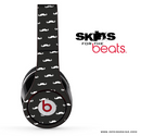 Mustache Galore Skin for the Beats by Dre