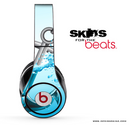 Anchor Splash Skin for the Beats by Dre