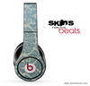 Green Lace Skin for the Beats by Dre