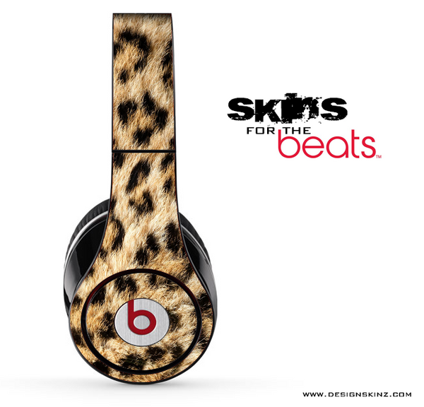 Real Leopard Print Skin for the Beats by Dre