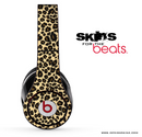 Leopard Print Skin for the Beats by Dre