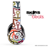 Anchor Collage Skin for the Beats by Dre