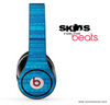 Blue Code Skin for the Beats by Dre