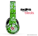 Green Aged Wood Skin for the Beats by Dre