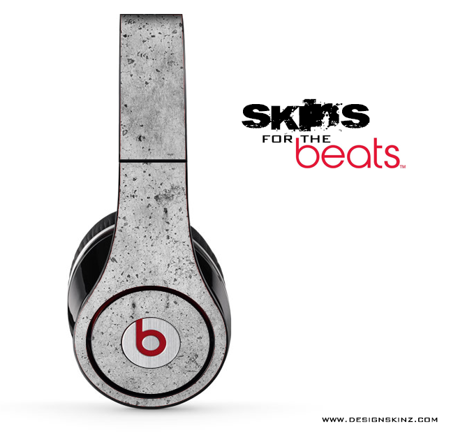 Concrete Skin for the Beats by Dre