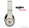 Graph Paper Skin for the Beats by Dre