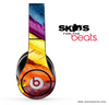 Colorful HD Feathers Skin for the Beats by Dre