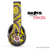 Lauren Pyles - Abstract Gold Swirls Skin for the Beats by Dre