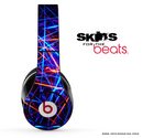 Neon Strobe Light Skin for the Beats by Dre