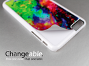 The Vintage WaterColor Droplets Skin-Sert Case for the Apple iPhone 6 Plus