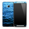 Dark Ocean Waves Skin for the HTC One Phone