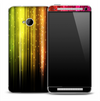 Neon Colorful Starstruck Skin for the HTC One Phone