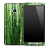 Bamboo Forest Skin for the HTC One Phone