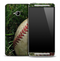 Baseball Skin for the HTC One Phone