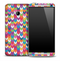 Neon Quilted Skin for the HTC One Phone