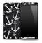 Dark Falling Anchors Skin for the HTC One Phone