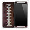 Football Laces Skin for the HTC One Phone