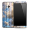 Cloud Boards Skin for the HTC One Phone