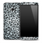 Snow Leopard Skin for the HTC One Phone