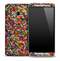 Small Round Sprinkles Skin for the HTC One Phone