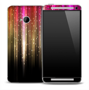 Star Struck Skin for the HTC One Phone