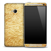 Elegant Engraving Skin for the HTC One Phone