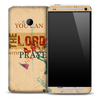 The Lord Stain Skin for the HTC One Phone