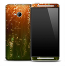 Short Circuit Flash Skin for the HTC One Phone