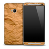 Paper Bag Skin for the HTC One Phone