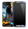 Vibrant Manhattan Skin for the HTC One Phone