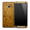 Fancy Natural Wood Skin for the HTC One Phone