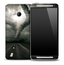 Path Of Destruction Skin for the HTC One Phone