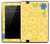 Gold Floral Skin for the Amazon Kindle