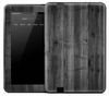 Dark Wood Skin for the Amazon Kindle