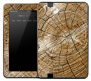 Cracked Wood Knot Skin for the Amazon Kindle