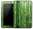 Green Bamboo Forrest Skin for the Amazon Kindle
