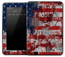 Vintage American Flag Skin for the Amazon Kindle