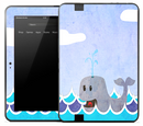 Cartoon Ocean Whale Skin for the Amazon Kindle