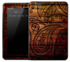 Horizontal Branded Wood Skin for the Amazon Kindle