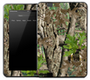 Green Tree Camo Skin for the Amazon Kindle