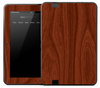 Elegant Simple Wood Skin for the Amazon Kindle