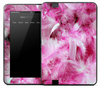 Light Pink Explosion Skin for the Amazon Kindle