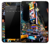 Bright Times Square Skin for the Amazon Kindle