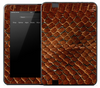 Antique Brown Reptile Skin for the Amazon Kindle