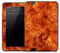 Fury 'n' Flame Skin for the Amazon Kindle