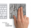 Tree Bark Skin for the Apple Magic Trackpad