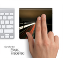 Open Road Skin for the Apple Magic Trackpad